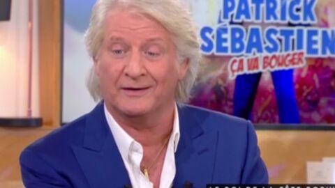 VIDEO Patrick Sébastien révèle que ses chansons calment les malades mentaux