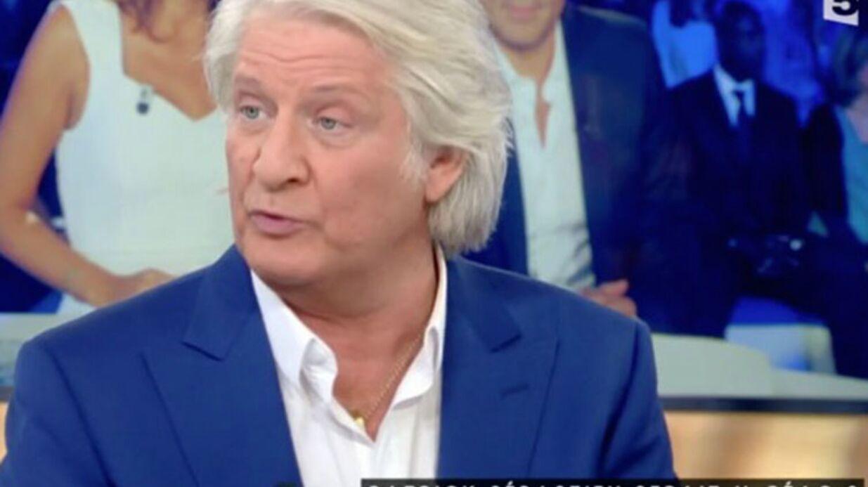 VIDEO Patrick Sébastien revient sur son clash dans On n'est pas couché et tacle violemment Yann Moix