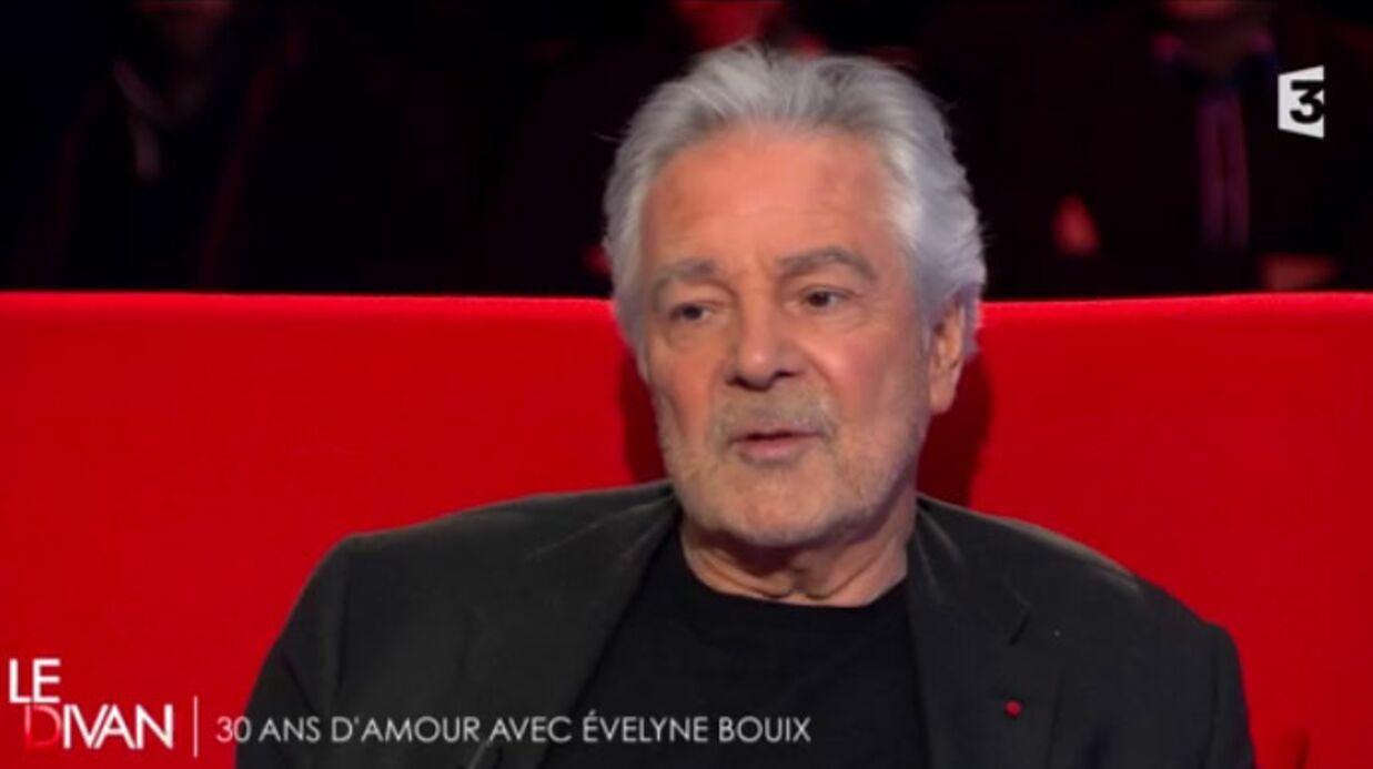 VIDEO Pierre Arditi révèle pourquoi il n'a pas eu d'enfant avec Evelyne Bouix