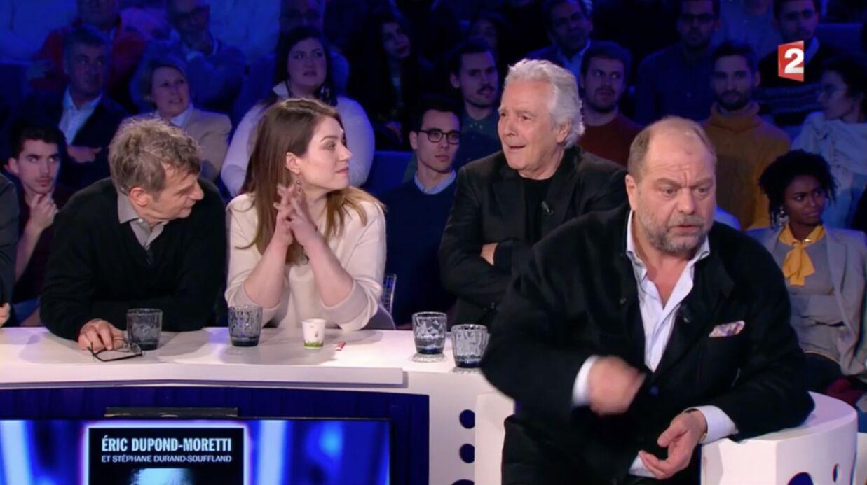 VIDEO Pierre Arditi tombe des nues en découvrant la relation d'Isabelle Boulay et Éric Dupond-Moretti