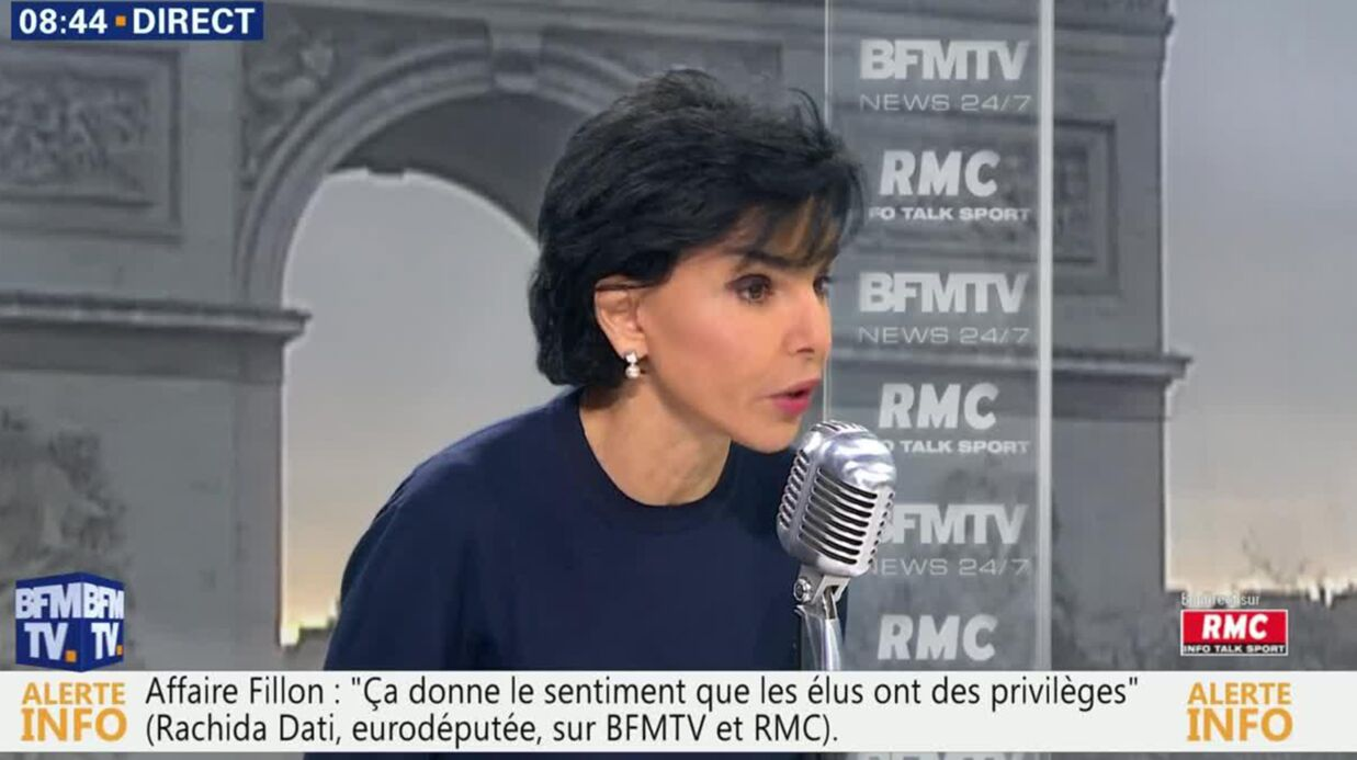 Rachida Dati à l'origine des révélations sur François Fillon? Elle répond