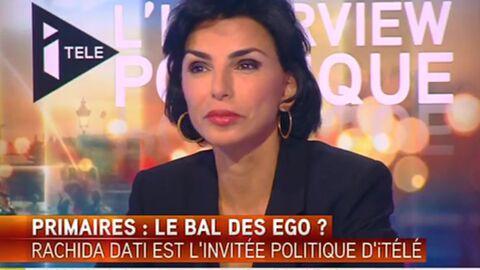 VIDEO Après Elise Lucet, Rachida Dati s'attaque à Bruce Toussaint en direct
