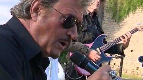 VIDEO Richy: le sosie de Johnny Hallyday révèle combien ça lui rapporte
