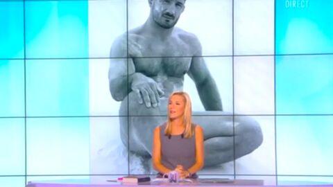 VIDEO Roselyne Bachelot émerveillée par le sexe de Sylvain Potard (Dieux du Stade)