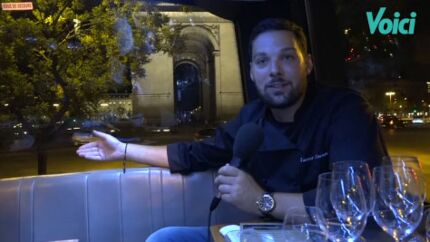Sa collaboration avec le Bustronome, son envie de refaire de la télé… L'interview de Xavier Pincemin (Top Chef)