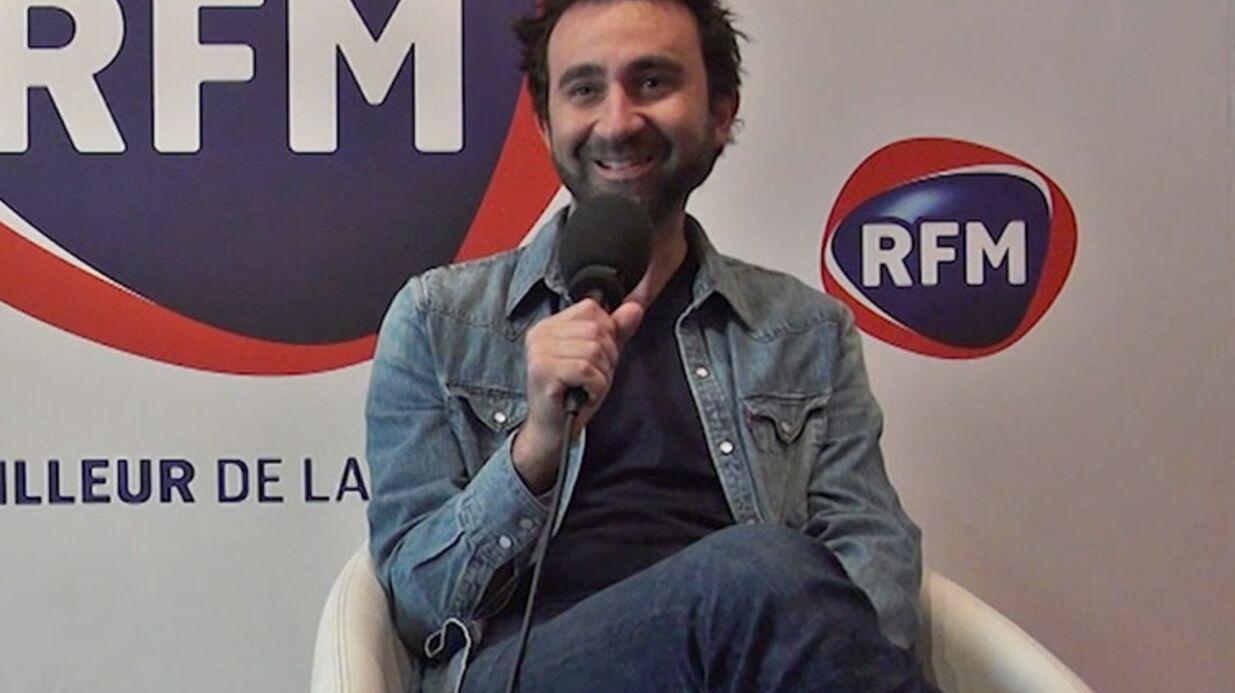 VIDEO Sa tournée, sa collaboration avec Coldplay, le terrorisme: l'interview de Mathieu Madénian