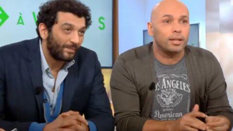 VIDEO Polémique sur Saint-Nazaire: Eric et Ramzy font la pub de la ville dans C à vous