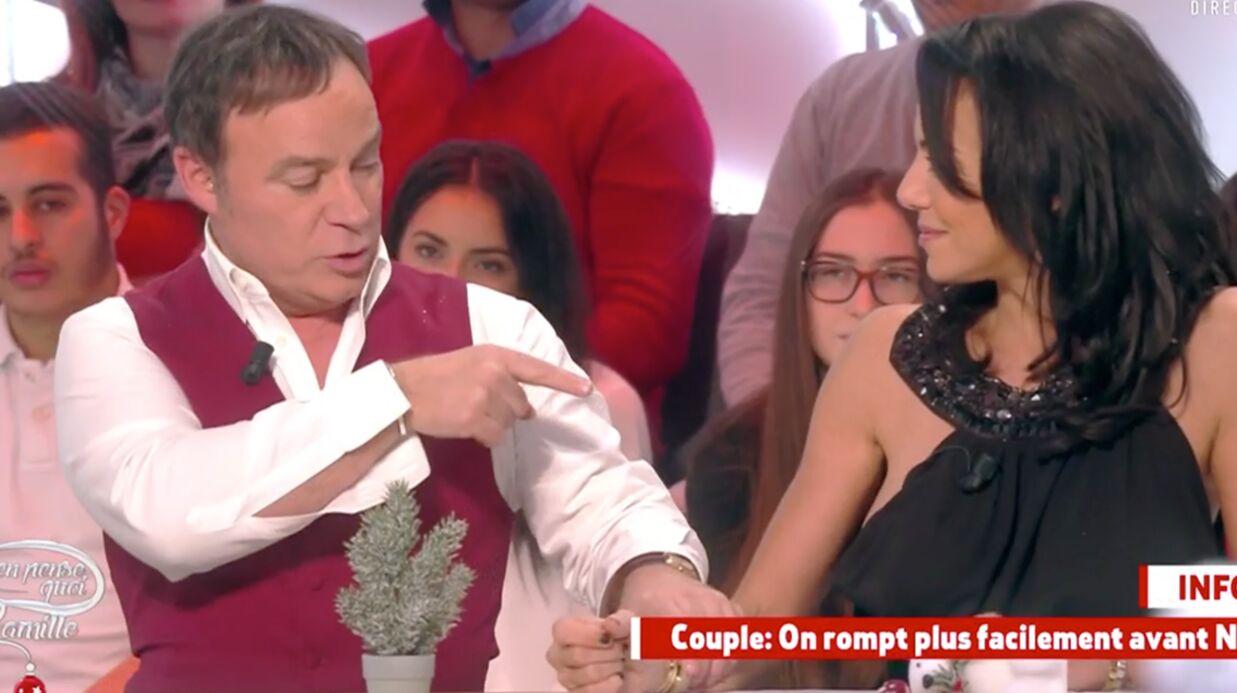 VIDEO Sandra Zeitoun: la fiancée de Tomer Sisley subit une remarque bien lourde sur sa généreuse poitrine