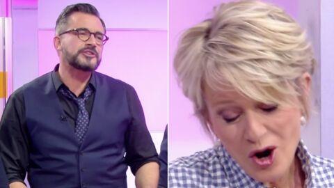 VIDEO Blagues graveleuses entre Sophie Davant et Olivier Minne lors d'une recette de pâtisserie