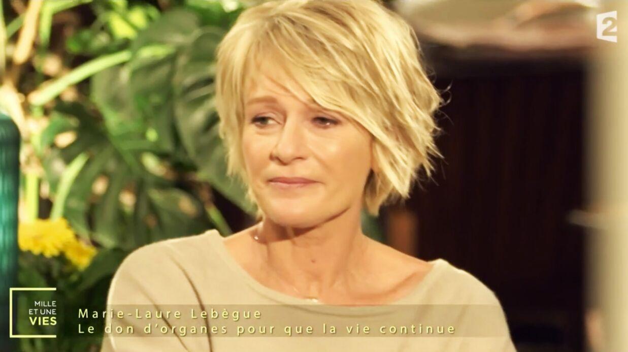 VIDEO Sophie Davant en larmes face au témoignage poignant de son invitée