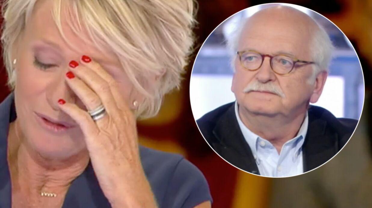 VIDEO Sophie Davant doute d'une ancienne déclaration d'amour de son ex, Erik Orsenna