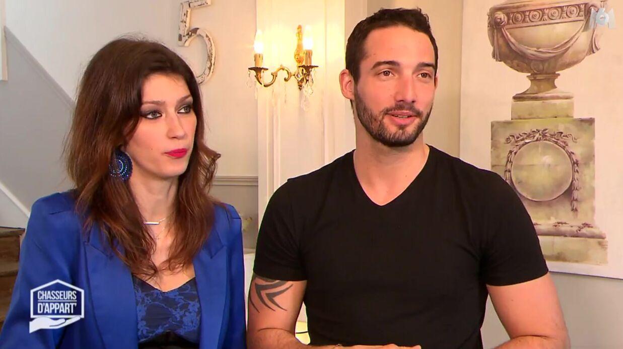 VIDEO L'ex-Miss Sophie Vouzelaud présente son compagnon dans Chasseurs d'appart': beau gosse!