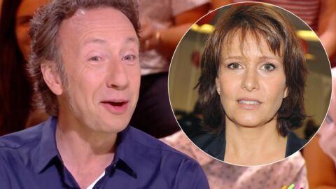 VIDEO Stéphane Bern tacle (encore) Carole Rousseau, sa meilleure ennemie du PAF