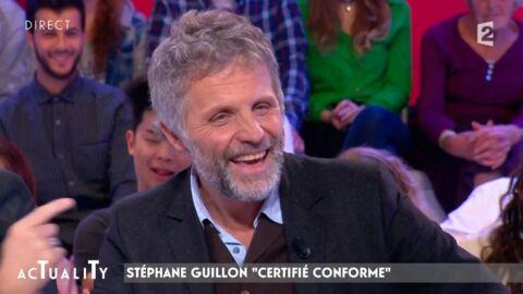 VIDEO Stéphane Guillon: sa remarque lourde de sous-entendus contre Cyril Hanouna