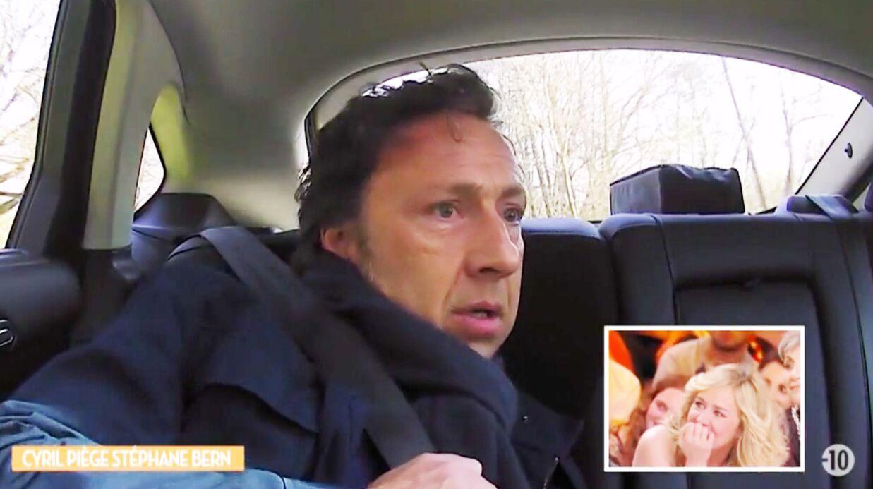 VIDEO Tétanisé, Stéphane Bern est embarqué malgré lui dans une course-poursuite avec la police