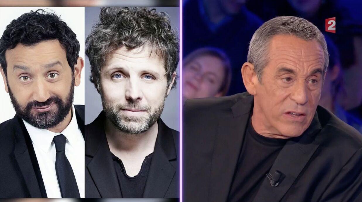 VIDEO Thierry Ardisson: face à Cyril Hanouna il a «sauvé la tête de Stéphane Guillon»