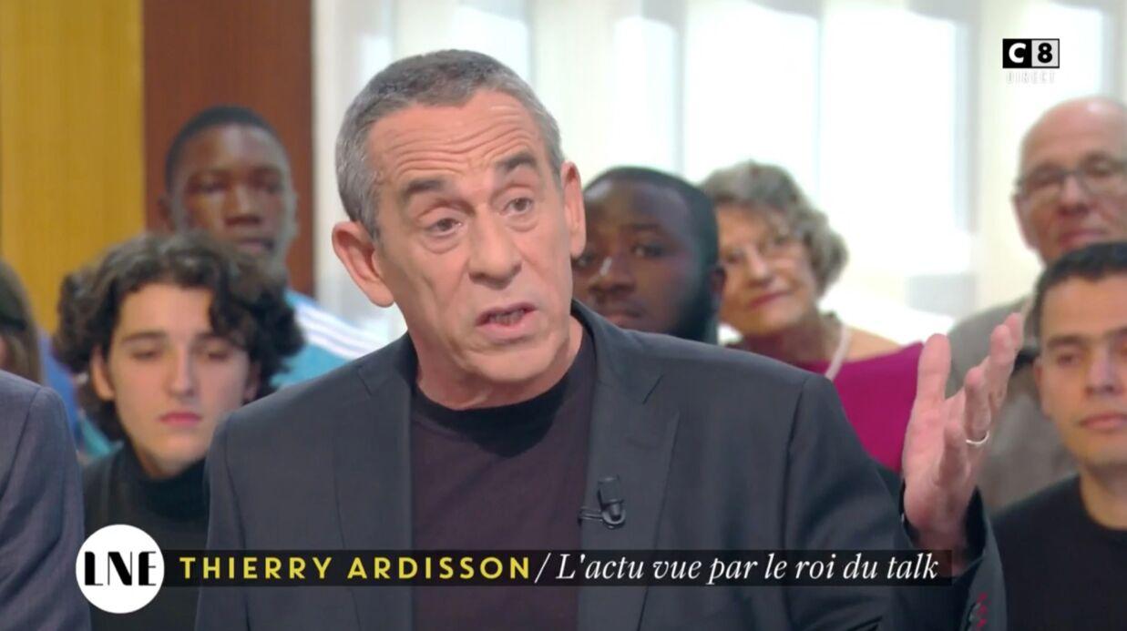 VIDEO Thierry Ardisson raconte pourquoi il dû sauver la tête de Stéphane Guillon
