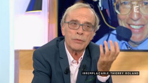 VIDEO Thierry Roland : Dominique Grimault évoque la « violence inouïe » de son licenciement