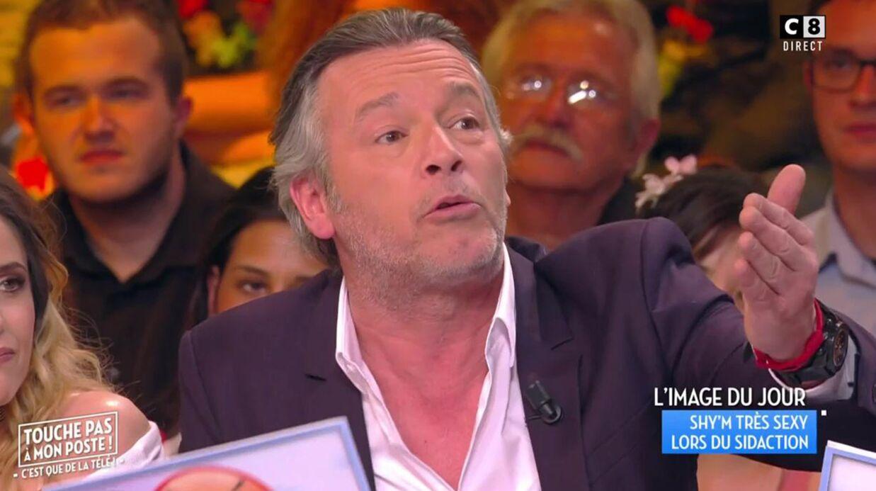 VIDEO Jean-Michel Maire dérape sur le Sidaction et Shy'm, ses collègues de TPMP le recadrent