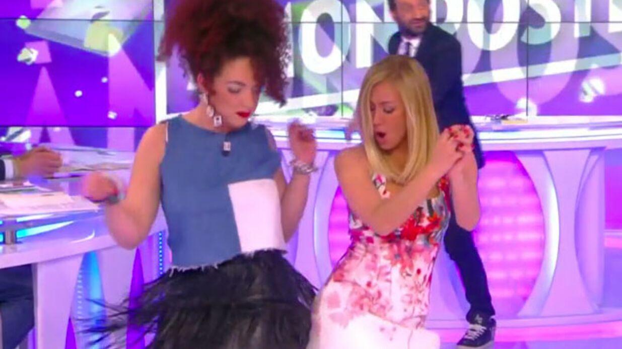 VIDEO Le twerk ultra hot d'Enora Malagré et Shera Kerienski dans TPMP