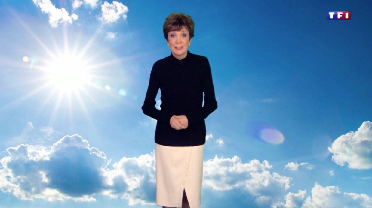 Départ de Catherine Laborde: «Je ne voulais pas être la grand-mère de la météo»