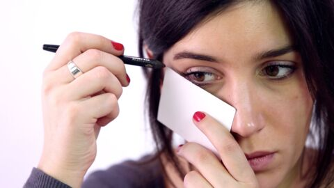Tuto do it yourself : 3 astuces maquillage avec une carte de crédit