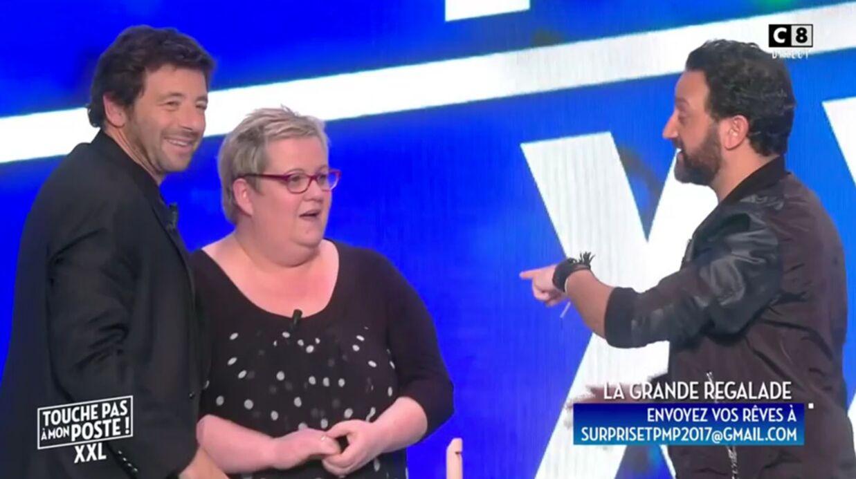 VIDEO Patrick Bruel fait une très belle surprise à une fan… grâce à Cyril Hanouna