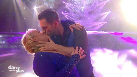 VIDEO Valérie Damidot embrasse sur la bouche Christian Millette dans Danse avec les stars