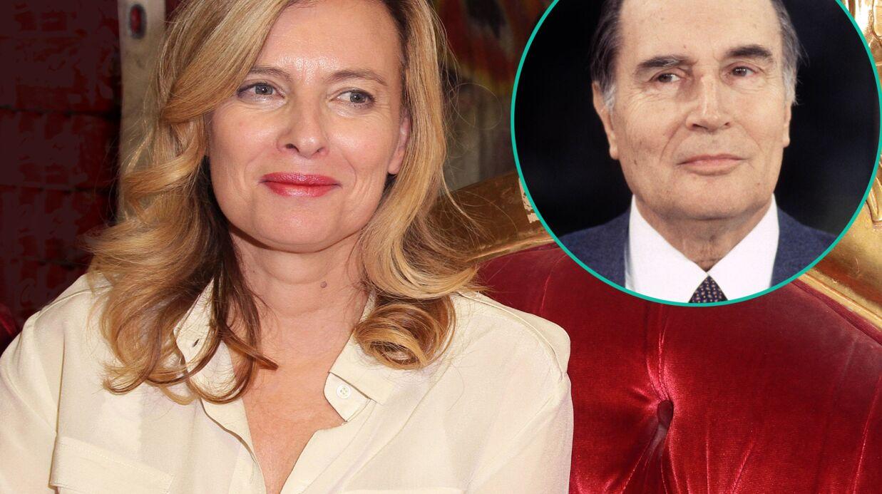 Valérie Trierweiler: embauchée à Paris Match parce qu'elle avait «tapé dans l'œil» de François Mitterrand
