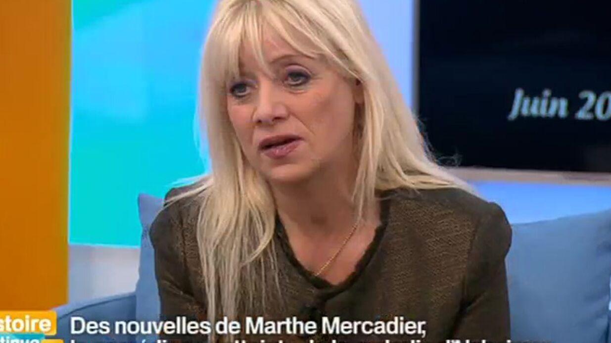 Marthe Mercadier, atteinte d'Alzheimer: son état de santé s'est dégradé, sa fille raconte