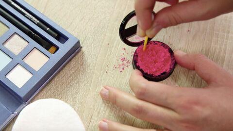 VIDEO Beauté – Comment réparer une poudre cassée?