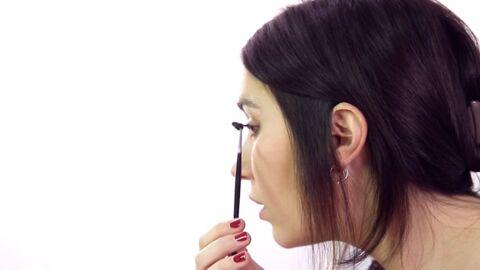 TUTO BEAUTÉ: comment faire pousser les cils et les sourcils?
