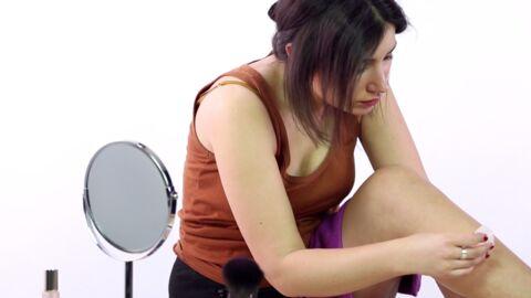 TUTO Do it yourself: la pierre d'alun pour lutter contre les poils incarnés
