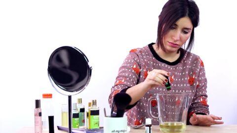 Tuto do it yourself: réalisez une huile naturelle pour faire pousser vos cheveux plus rapidement