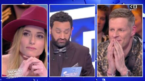 VIDEO Capucine Anav a triché pour avoir son émission, Cyril Hanouna déçu