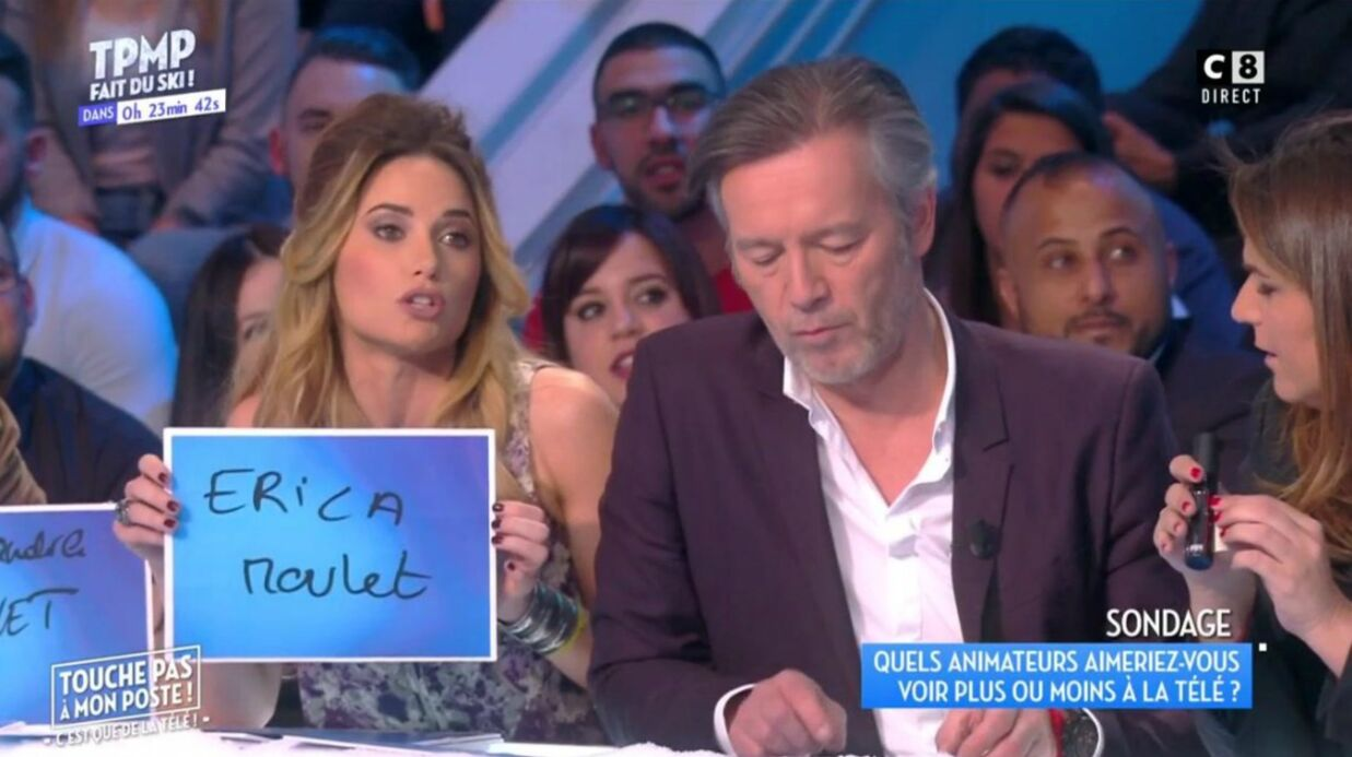 VIDEO Capucine Anav tacle Erika Moulet
