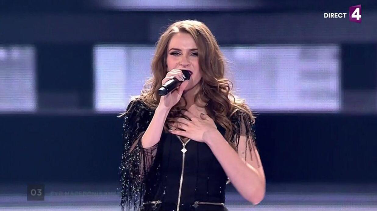 VIDEO Eurovision: le compagnon d'une des candidates la demande en mariage