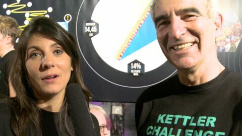 VIDEO Estelle Denis battue par Raymond Domenech : elle veut sa revanche
