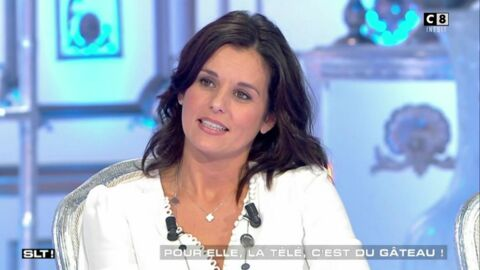 VIDEO Faustine Bollaert raconte son coup de foudre pour son mari, Maxime Chattam