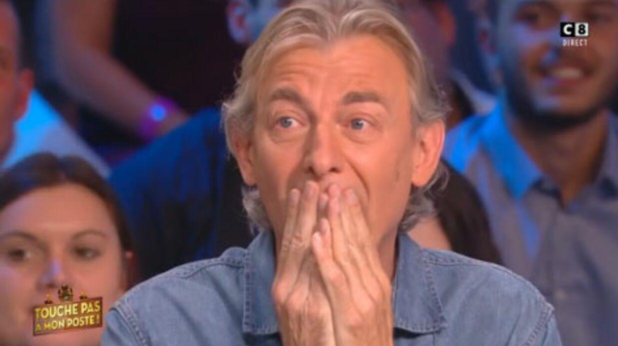 VIDEO Fou de joie à l'idée de participer à Koh-Lanta, Gilles Verdez fond en larmes