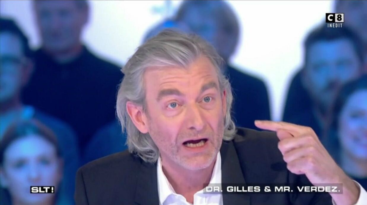 VIDEO Gilles Verdez défend Cyril Hanouna et s'en prend à Michel Cymès!