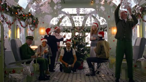 VIDEO H&M : Wes Anderson réalise un adorable film de Noël avec Adrien Brody