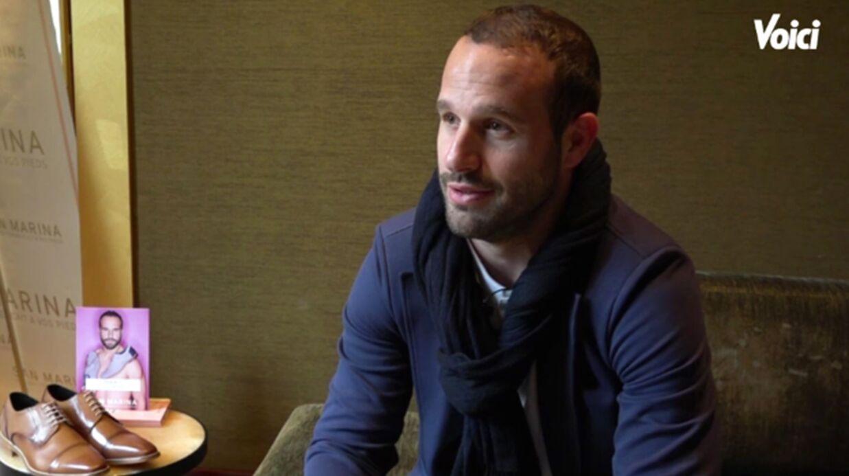 VIDEO Mode: l'interview «shoes» de Frédéric Michalak, égérie San Marina