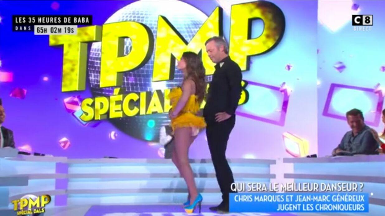 VIDEO La danse ultra sexy de Jean-Michel Maire et Capucine Anav