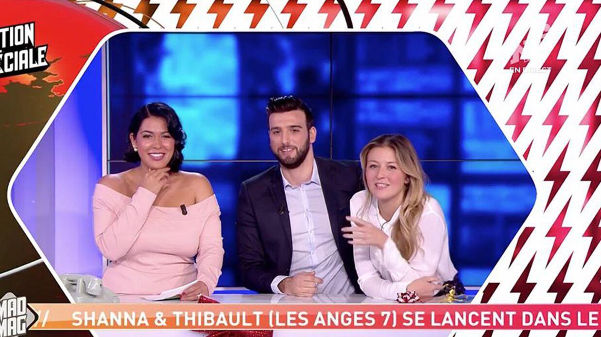 VIDEO Aymeric Bonnery (Mad Mag) se moque du changement physique d'Amélie Neten