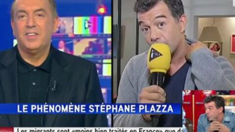VIDEO Stéphane Plaza avoue à demi-mot avoir regretté son passage chez Morandini