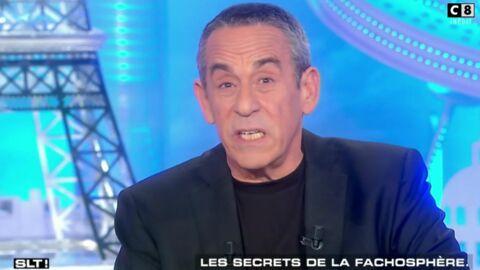 VIDEO Planté par Robert Ménard, Thierry Ardisson l'insulte sur son répondeur