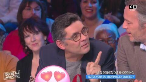 VIDEO Thierry Moreau recadre Matthieu Delormeau après une remarque cassante sur sa femme