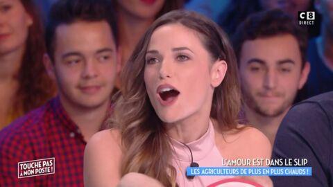 VIDEO Touche pas à mon poste: Capucine Anav révèle envoyer des sextos à Louis Sarkozy