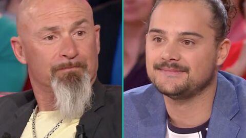 VIDEO Vincent Lagaf' raconte comment son fils Robin lui a ouvert le visage avec un flyboard